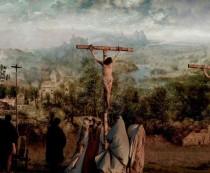 Immagine di Cristo in croce
