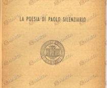 La poesia di Paolo Silenziario, copertina